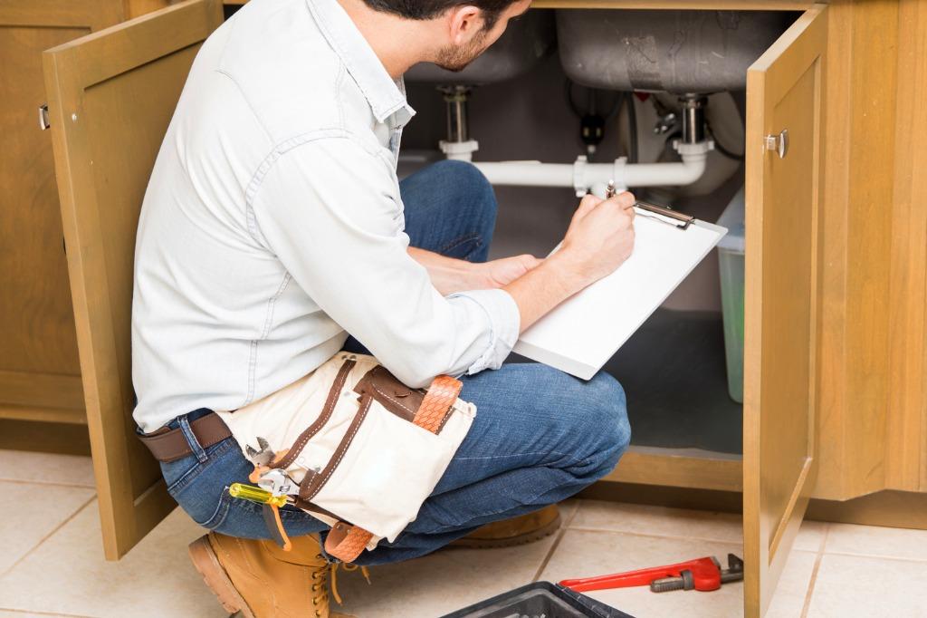 Plumbing Inspection, Repair & Installation